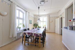 Behandlingsenhetens matsal (Stora huset)